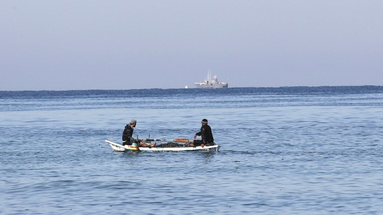 Charity highlights dangers facing fisherman in Gaza