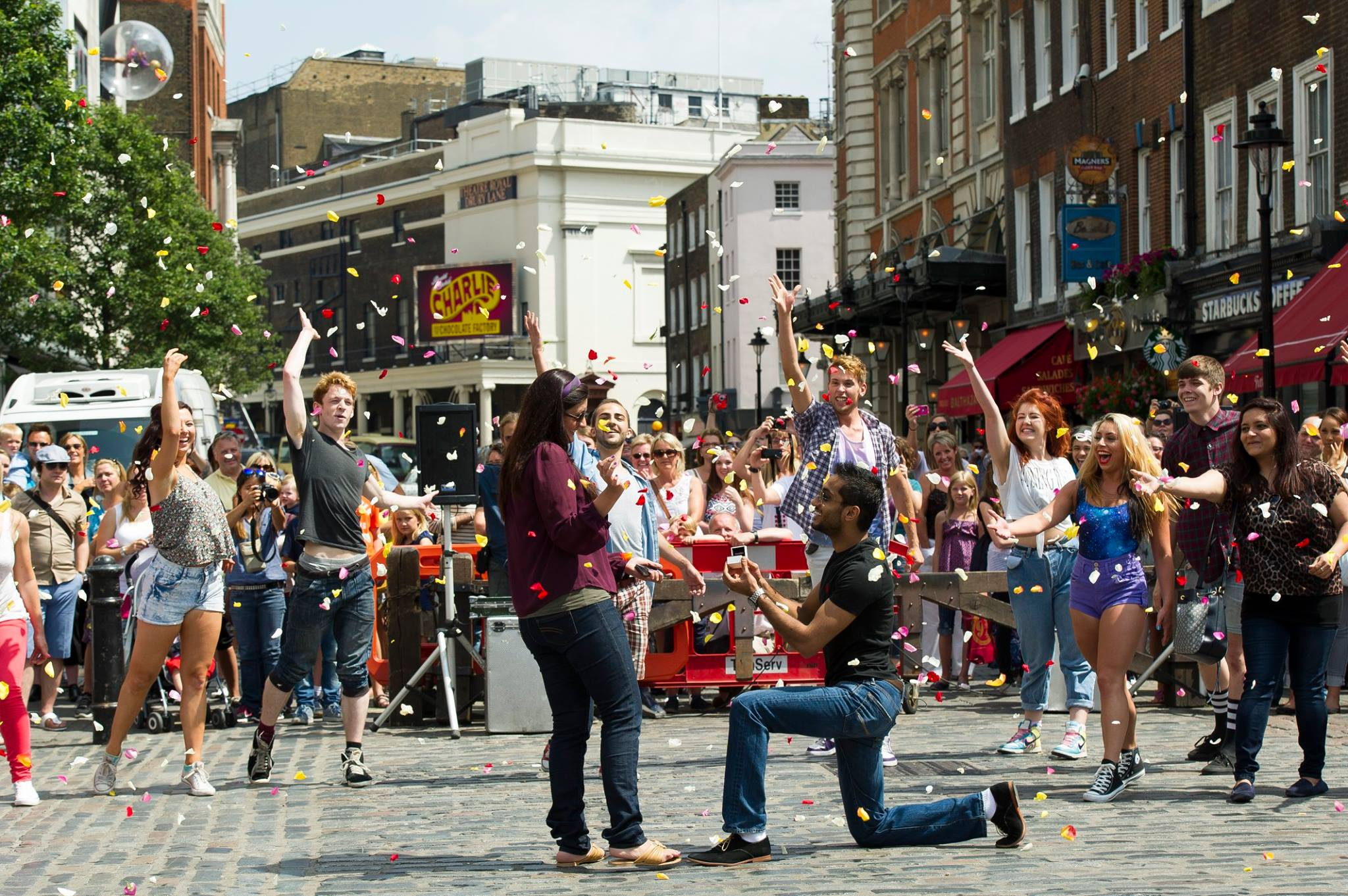 Get The Best Ideas For Romantic Proposals In London Today