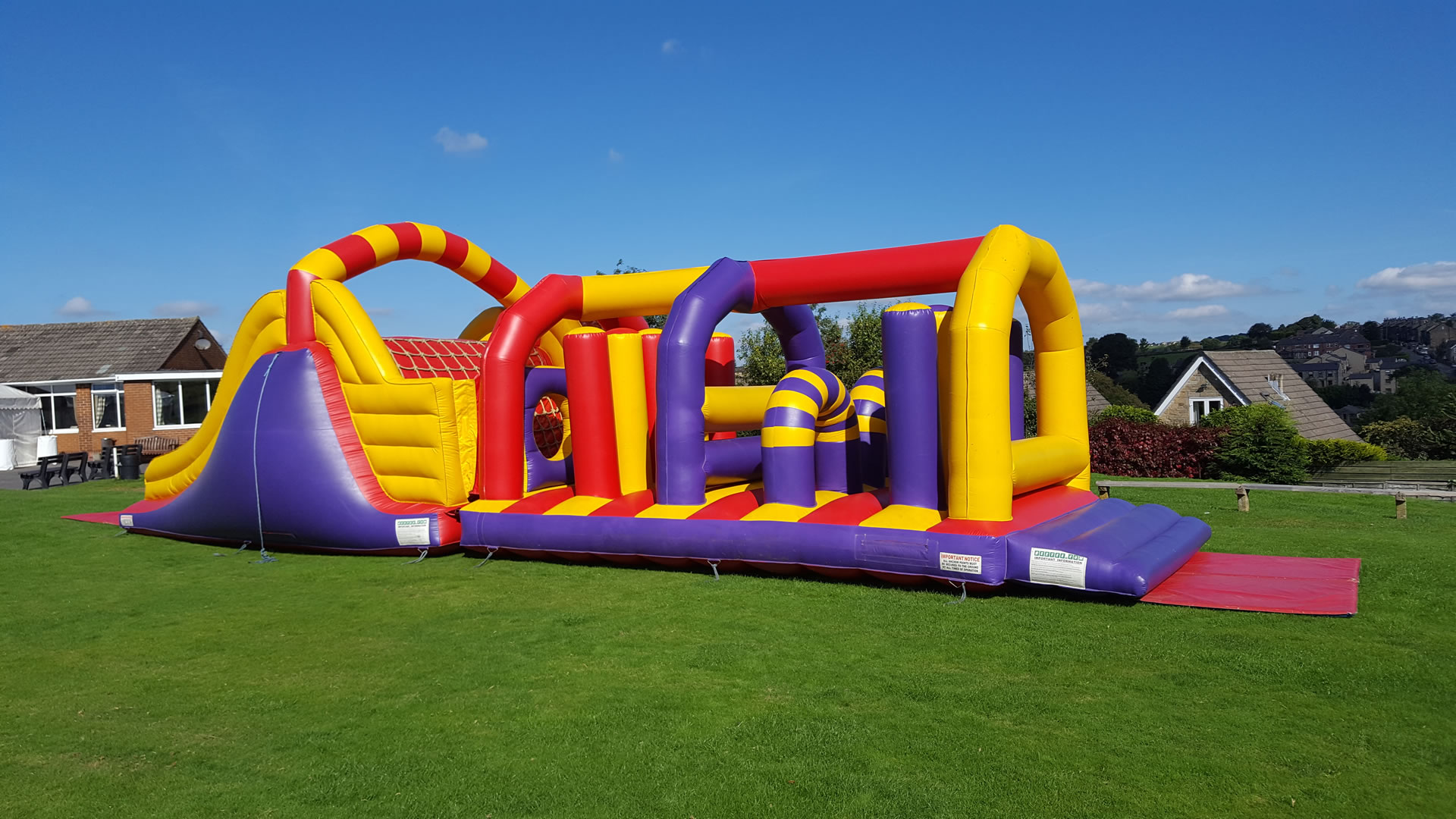 Bouncy Castle Hire- Things You Need To Know