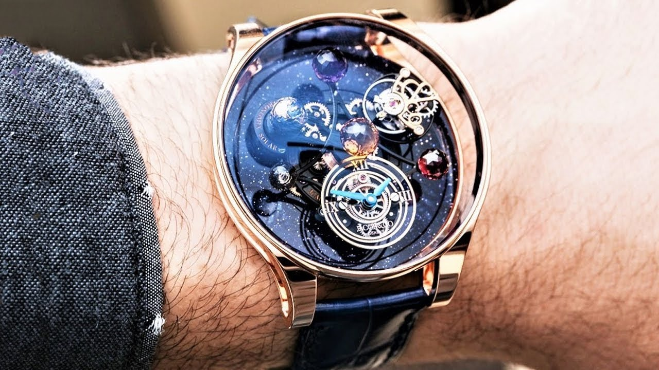Get A Luxury Watch To Make A Style Statement Among Others
