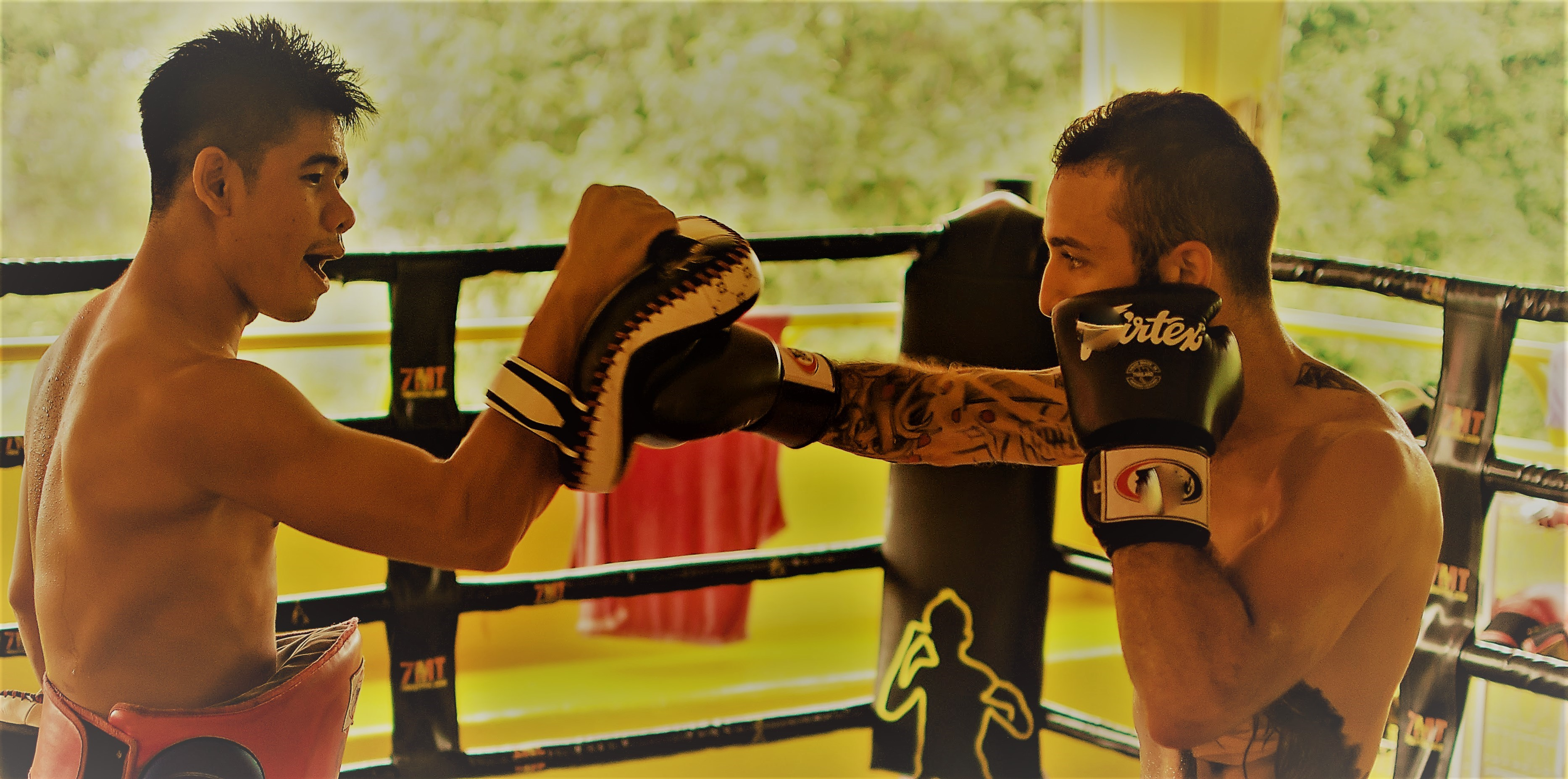 Muay Thai Training Camp In Thailand For Better Life