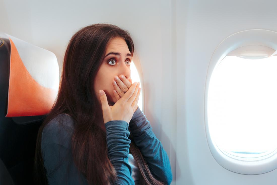 Tackling Air Sickness While In Flight