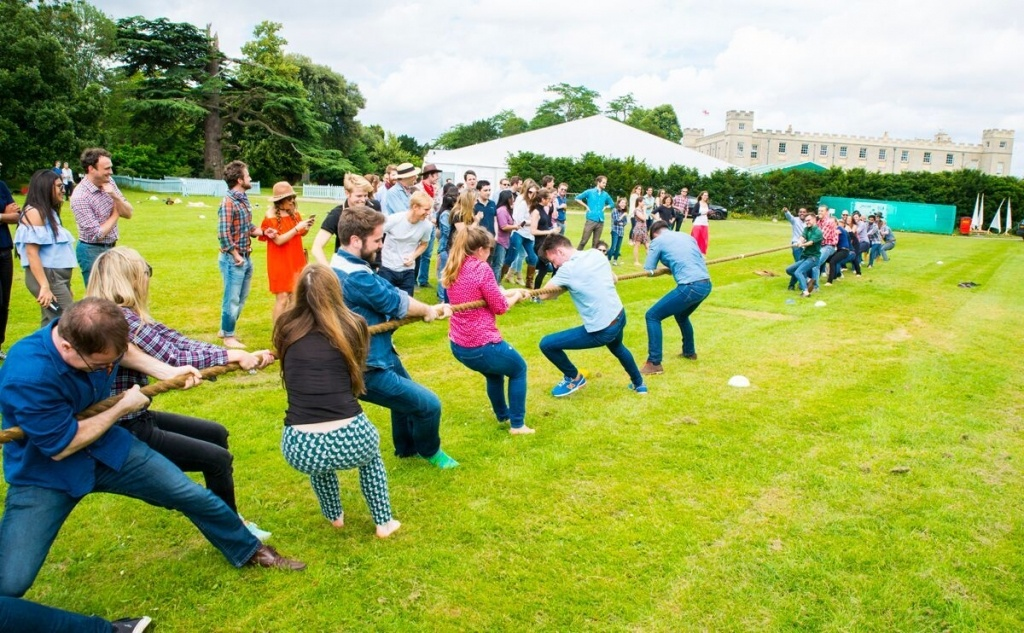 Importance Of Team Building Specialists In London